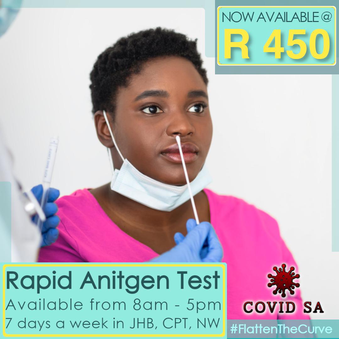 Rapid Antigen Test still image _ FINAL AD 1 _ SINGLE BLACK LADY